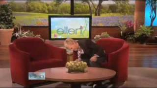 Ellen Experiences An April Fools Joke