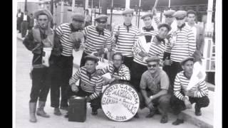 los Cacos - 1959 - Chirigota - Pasodoble - Con la gorrilla