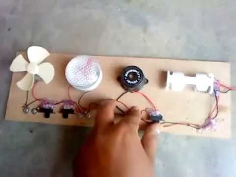 4 in 1 solar energy youtube for Solar energy projects for kids