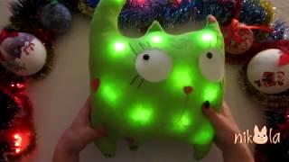 Интернет магазин светящихся мягких игрушек - NIKOLA
