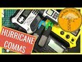 Emergency Hurricane Communication Recomendations