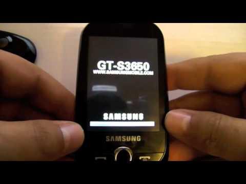 Liberar Samsung S3650 Corby Con Liberafacil video