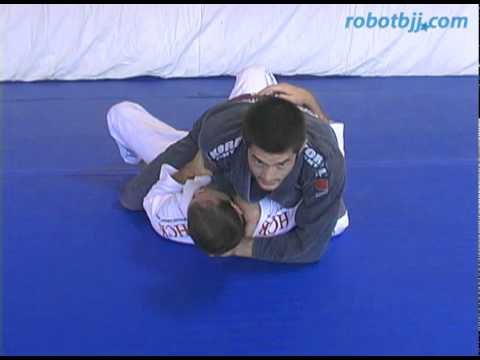 Cross Choke from Mount | BJJ Techniques | Jiu-Jitsu Moves Image 1