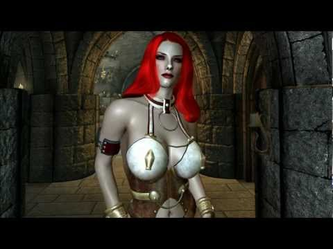The Elder Scrolls V: Skyrim - Gatti Branwen Armor For CBBE V3 Mod