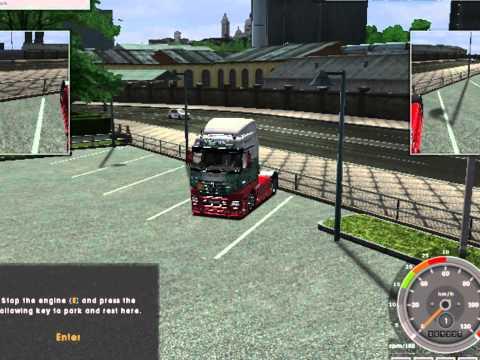 download save game euro truck simulator 100
