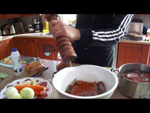 Как приготовить дикого гуся - видео