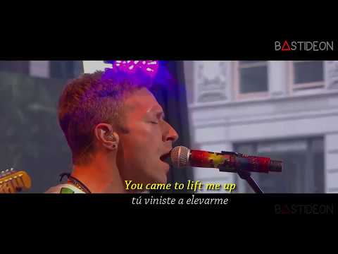 Coldplay - Hymn For The Weekend (Sub Español + Lyrics)