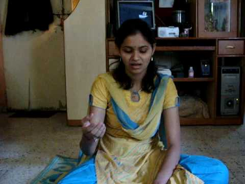 Mov01056- Rajeshwari Vaidya- Hindi- Traditional-devotional video