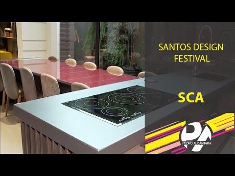 SCA no Santos Design Festival