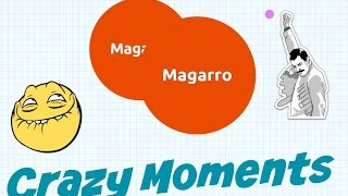 Agario Epic & Funny Moments - Agar.io