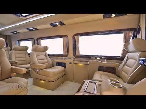 Mercedes Benz Sprinter SVD1010 VIP Design by TRIMO