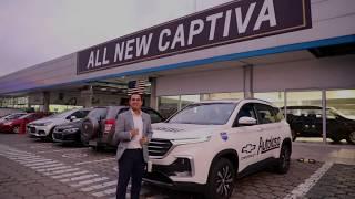Nueva Chevrolet Captiva 2020