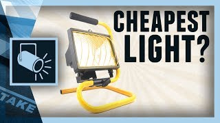 Cheapest Light for Video: Tips and Tricks | Cinecom.net