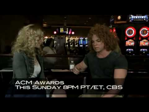 Emily West Interviews Carrot Top