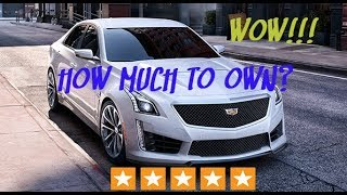 2018 Cadillac CTS V Sedan - Build Price and Option - Build Your Own Brand New Cadillac CTS-V