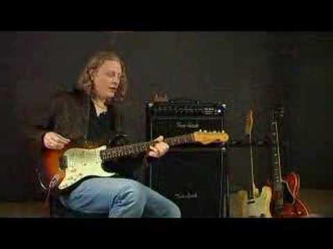 Lesson Guitar - Matt Schofield - 12 Bar Blues Lesson