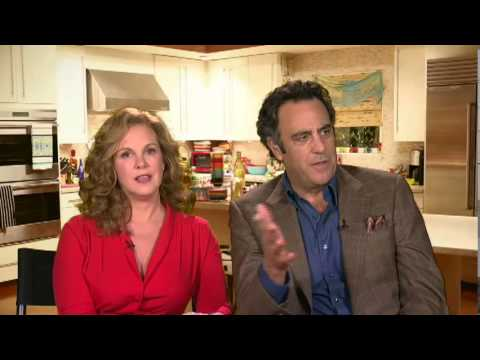 Elizabeth Perkins and Brad Garrett preview HOW TO LIVE WITH YOUR PARENTS (FOR THE REST OF YOUR LIFE)