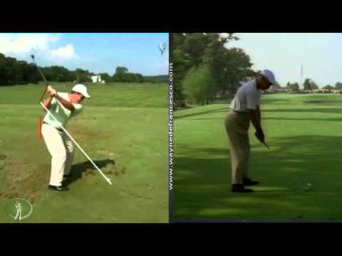 The Myth of Hogan and the One Plane Swing