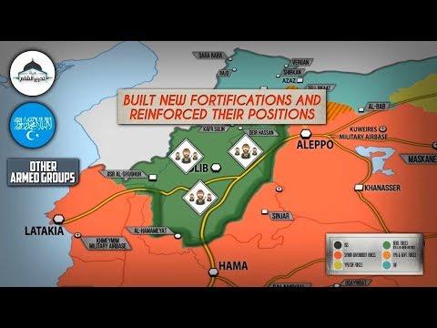 23 августа 2018. Военная обстановка в Сирии. Отчет Минобороны РФ о результатах операции в Сирии.