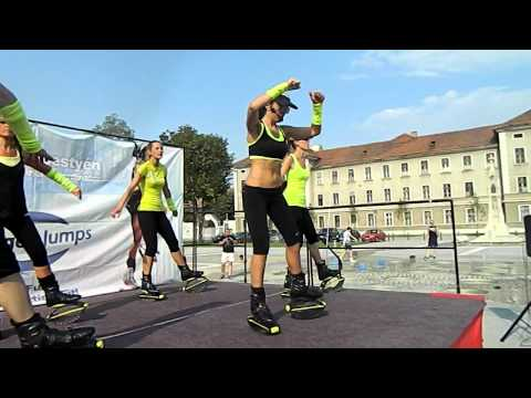 Kangoo Jumps Cu Kinga La Alba Iulia video