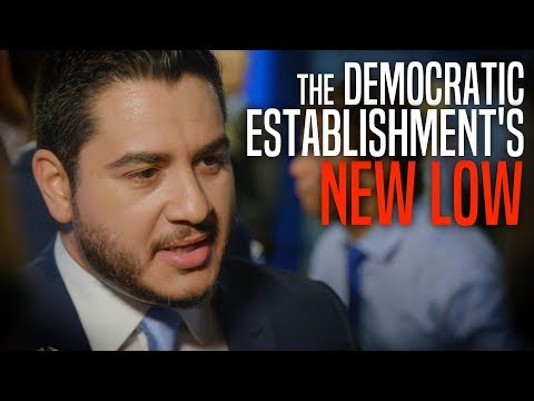 Dems Not Happy About Progressive Muslim Candidate Abdul El-Sayed Running