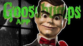 SLAPPY! - Goosebumps App Game