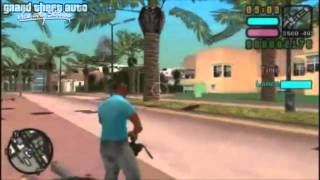 GTA: Vice City Stories: Mission 52 - Blitzkrieg Strikes Again (PSP)