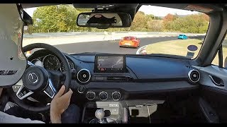 (2019) Mazda MX-5 2.0 184, first test Nürburgring nordschleife (on board)
