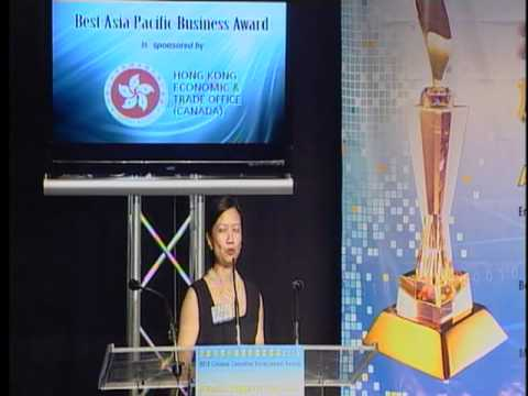 ACCE - 2010 Best Asia Pacific Business Award: Patrick Lau & Damon Lau