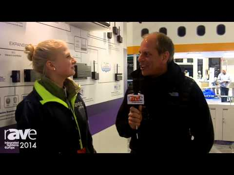 ISE 2014: Katie Talks with Pete of RTI