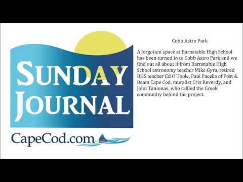 CapeCod.com's Sunday Journal Discuss Cobb Astro Park