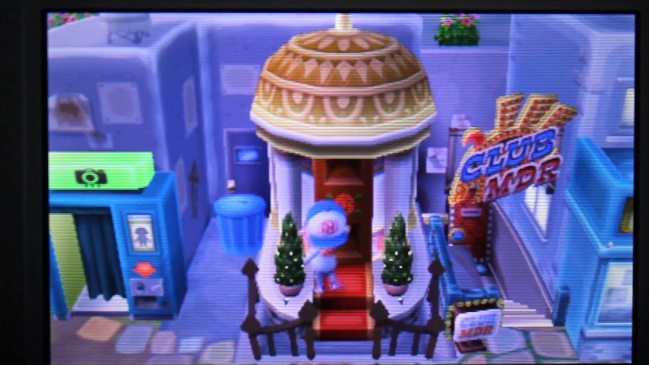 Animal crossing comment avoir le salon de d tente youtube - Animal crossing new leaf salon de detente ...