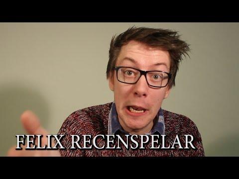 Mina Game Maker-Spel -- Felix Recenspelar
