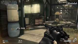 Call of Duty:Ghosts Multiplayer Gameplay Footage - COD Ghost Online Gameplay HD