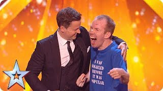 My #BGT Story: Lost Voice Guy | Britain