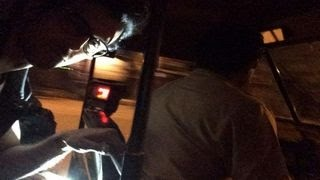 Hrithik Roshans AUTO RIDE back home!