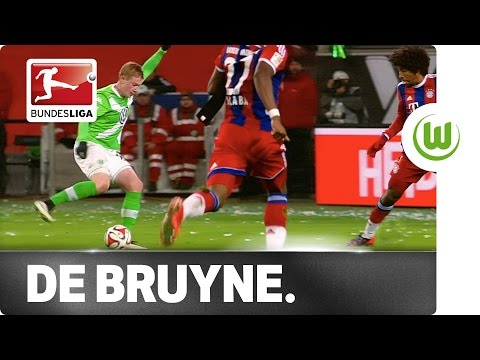 De Bruyne Does Dante and Fires Home in Style