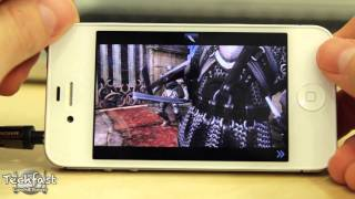 Infinity Blade II_ iPhone 4S Gaming - INSANE GRAPHICS!