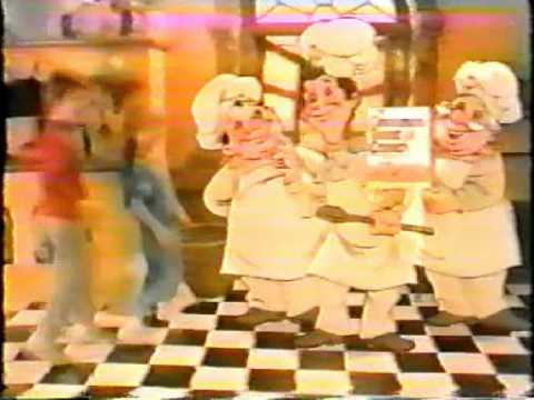 Crunch Commercial Crunch Cereal Commercial 2