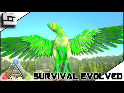 ARK: Survival Evolved - WAR PAINT! S2E13 ( Gameplay )