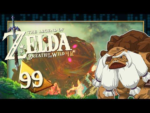 THE LEGEND OF ZELDA BREATH OF THE WILD 🌳 #99: Der Feuer-Titan über Goronia