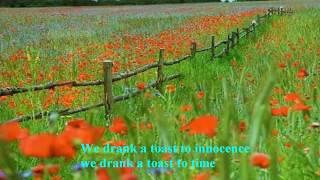 DAN FOGELBERG - SAME OLD LANG SYNE [w/ lyrics]