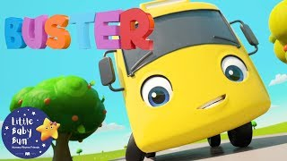 Buster Rhymes - I AM BUSTER | BRAND NEW | Rhymes For Kids | Baby Songs | Go Buster | Little Baby Bum