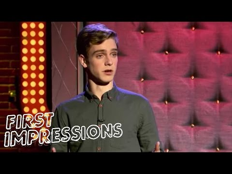 Morgan Freeman and Robin Williams Impressions by Ryan Goldsher | First Impressions