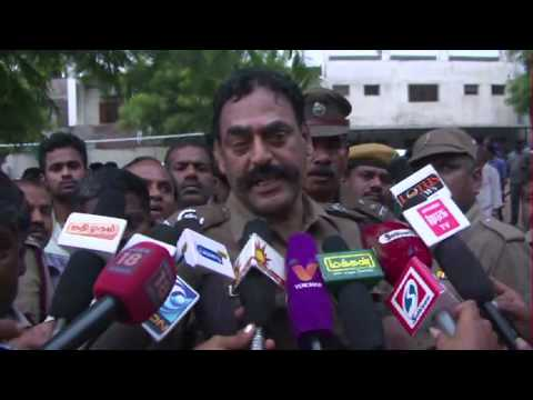 Fire Accident In IAS Academy At Kovai - Students Are Critical - Breaking News
