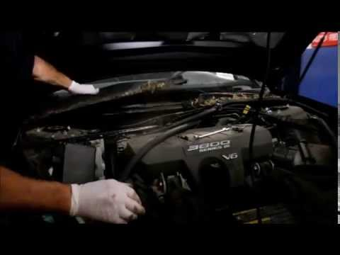 How to replace the cabin filter on a Buick