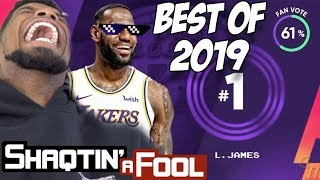 Shaqtin' A Fool BEST MOMENTS of 2019