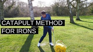 NAIL YOUR IMPACT POSITION - THE CATAPULT METHOD