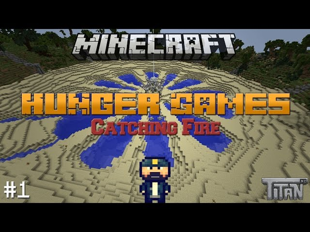 [Cz] Minecraft Hunger Games - Catching Fire - 1.Expedice: Sekera 4Ever