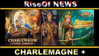 News: Le Commandant Charlemagne arrive dans Rise of Kingdoms (Android ios PC)